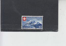 SVIZZERA  1939 - Unificato  328° - Expo - Svizzera