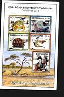 Botswana 2020 Turtle - Botswana (1966-...)