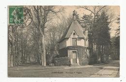 Cp, 60 , COMPIEGNE ,avenue MARIGNY , Voyagée 1913 - Compiegne