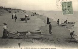 44 - Loire Atlantique - Saint-Brévin-Les-Pins - La Plage - C 3470 - Saint-Brevin-les-Pins