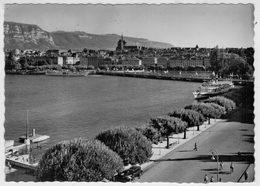 GENEVE    QUAI  DU  MT.  BLANC         (VIAGGIATA) - GE Geneva
