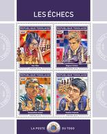 Togo. 2018 Chess. (411a) - Schaken