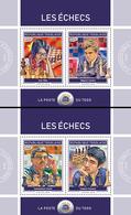 Togo. 2018 Chess. (411c) - Chess