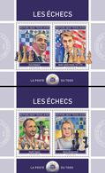Togo. 2018 Chess. (412c) - Chess