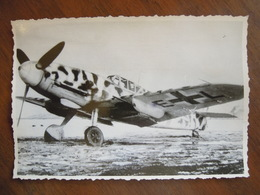 Aereo Da Caccia Militari Tedescho 2° Guerra - Aviazione