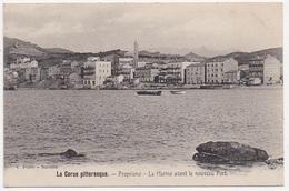 CPA 2A PROPRIANO La Marine Avant Le Nouveau Port - Autres Communes