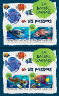 Togo. 2018 Fishes. (419c) - Poissons
