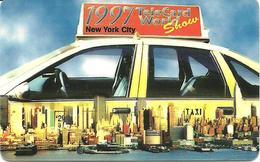USA: Worldwide Digital - TeleCard World '97 Exposition New York - Etats-Unis