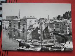 Piran / Pirano: Il Porto / Schiffe - Slovénie