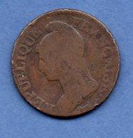Dupré / 5 Centimes An 5 R / B - 1789-1795 Monnaies Constitutionnelles