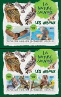 Togo. 2018 Owls. (418c) - Hiboux & Chouettes