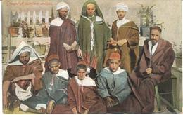 POSTAL    GROUP D'OUVRIERS ARABES - Sin Clasificación