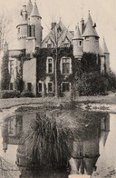 Château De St-Gaultier. Carte RARE - France
