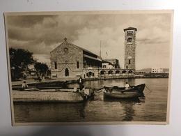 Cartolina Rodi - La Cattedrale Di San Giovanni Dei Cavalieri - 1940ca. - Cartoline