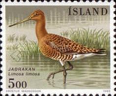 USED STAMPS Iceland - Birds - 1988 - Oblitérés