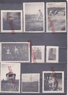 Au Plus Rapide Archive D'un Militaire Guerre D'Indochine Période 1948-1951 Très Bon état - War, Military