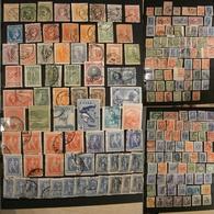 Grèce - Timbres Anciens (dont Classiques) - De Belles Oblitérations - Des Doublons - Collections (sans Albums)