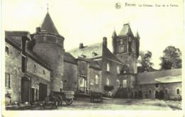BERZéE   Le Château, Cour De La Ferme. - Philippeville