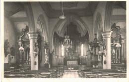 BERZéE   Intérieur De L' église Choeur. - Philippeville