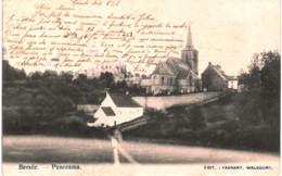BERZéE  ^panorama. - Philippeville
