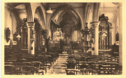 BERZéE    Intérieur De L' église. - Philippeville