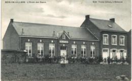 BOIS DE VILLERS  L' école Des Soeurs. - Profondeville