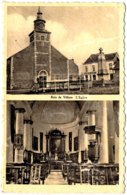 BOIS DE VILLERS   L ' église . - Profondeville