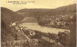 BURNOT-RIVIèRE   Panorama Vers Lustin Pris De Burnot-Rivière. - Profondeville