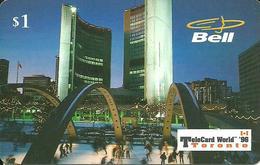 Canada: Bell - TeleCard World '96 Exposition Toronto - Canada