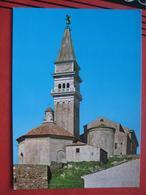 Piran / Pirano: Cerkev Sv. Jurija - Slovénie