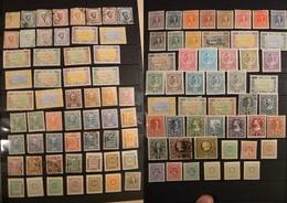 MONTENEGRO - Timbres Anciens Neufs (* Et **) Et Oblitérés - Collections (sans Albums)