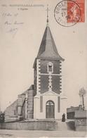 76 - MANNEVILLE LA GOUPIL - L' Eglise - France