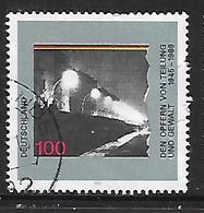 BR Deutschland  1995  Mi 1830  Den Opfern Von Teilung Und Gewalt  Gestempelt - BRD