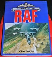 Rare Livre Histoire De La RAF - 1939-45