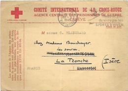 LOT DE 38 CARTES  DE CORRESPONDANCES AN 1940 - Postcards