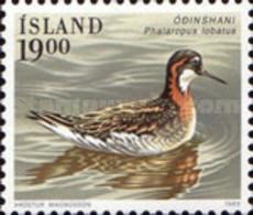 USED STAMPS Iceland - Birds - 1989 - Oblitérés