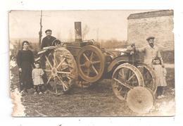 Tracteur- Carte Photo--(C.8952) - Tracteurs