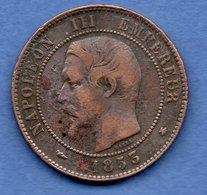 Napoléon III / 10 Centimes 1853 BB / TB+ - France