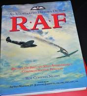 Rare Livre Histoire De La RAF Spécial Commémoration Du 50 Anniversaire De La Bataille D'Angleterre - 1939-45