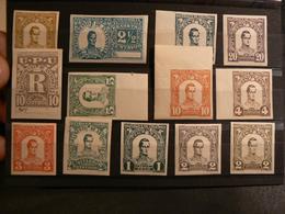 Antioche - Lot De Timbres De 1899 Non Dentelés Neufs ** - Collections (sans Albums)