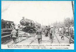 Kontich - Treinongeval 21 Mei 1908 - Kontich
