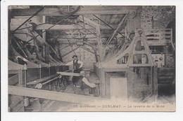 CPA 63 CUNLHAT La Laverie De La Mine - Cunlhat