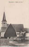 76 - MAUCOMBLE - L' Eglise Et Son Buis - France