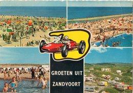 < Automobile Auto Voiture Car >> Ferrari F1, Circuit Zandvoort Groeten Uit - Voitures De Tourisme