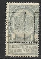 Luik 1900  Nr. 294A - Precancels