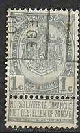 Luik 1900  Nr. 294B - Precancels