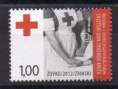 BOSNIE-HERZEGOVINE - HP MOSTAR - RED CROSS - CROIX ROUGE - 2012 - - Bosnie-Herzegovine
