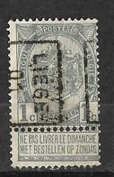 Luik 1901  Nr. 357B - Precancels