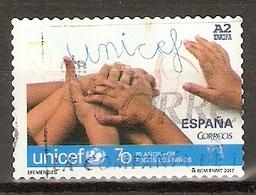 ESPAÑA 2017 EDIFIL 5153 USADO - 1931-Aujourd'hui: II. République - ....Juan Carlos I