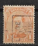 Luik 1921  Nr. 2644A - Vorfrankiert